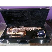 Saxofon Alto Jupiter Practicamente Nuevo Hard Case