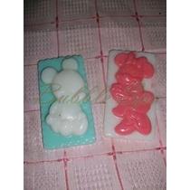 Souvenirs Bebe-infantil Minnie - Mickey Bebe X 20