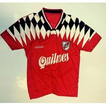 Camiseta Retro River Alternativa Campeon 1996