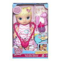 Baby Alive Tiernos Cuidados Muñeca Hasbro