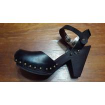 Zapatos Prüne. Cuero Negro. Divinos!!!! Super Comodos!!!