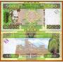 Guinea Billete De 500 Francos Año 2006 Sin Circular