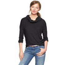 Sweater Gap Color Negro Talla M Importado