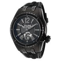 Reloj Elini Barokas 20007-blk Es Genesis Vision Black