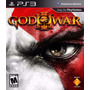 God Of War 3 Ps3 Nuevo Y Sellado Fenix Games Dx