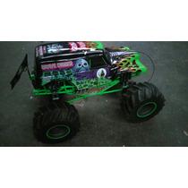 Camioneta Radiocontrol Monster Jam Pila Rec. Envío Gratis