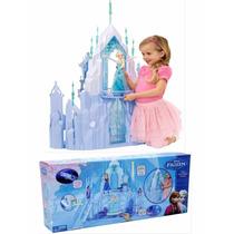 Frozen Castillo Disney Mattel Remate Muñeca Elsa Gratis