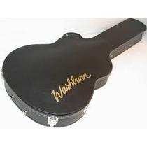 Estojo Hard Case Washburn P/ Guitarra Semi-acústica 335