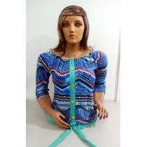 Sueter Blusas Hermosas Elegantes De Moda Exclusivas Calidad