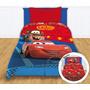 Acolchado Cars Reversible Premium Original Disney Piñata