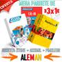 03 Súper Curs De Alemán + Libros En Pdf (domina El Idioma).
