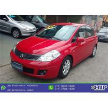 Nissan Tiida 2008 1.8s - Completo