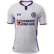 Playera Jersey Visitantes Cruz Azul 2014 Under Armour Ua208
