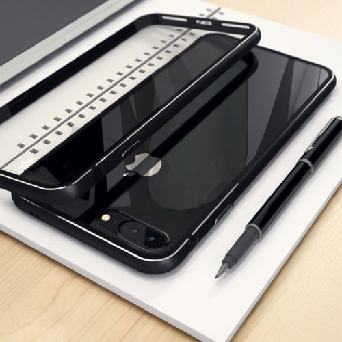 43dd9d92d4b Protector Iphone 6 - Marco De Goma Con Botones Metalicos - $ 420,00 en  Mercado Libre
