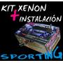 Kit De Luces Xenon H1 H3 H7 H11 H16 Instalado Con Gtia 100%