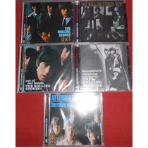 Lote Cd Rolling Stones - Now! Out, Aftermath, December