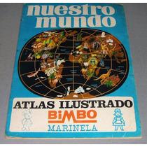 Album Bimbo Marinela Año 1969 Completo **conserva El Cupon*