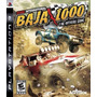Rally, Usado, Original, Socre Interntional: Baja 1000 Ps3