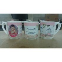 Tazas Personalizadas De Ceramica Para Souvenirs. Bautismo