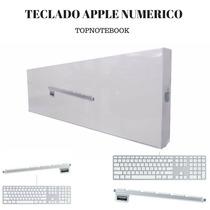 Teclado Apple Numerico Usb Mb110be Novo Original Loja Sp