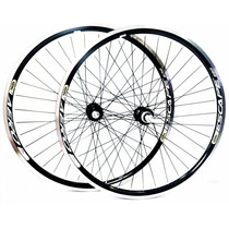 Aro Aero 26 Completa Pra Bicicleta (par) Black Friday!!!