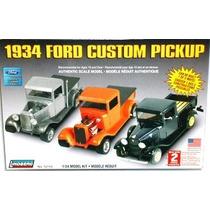 Ford 1934 Pick Up 3 En 1 Lindberg Esc 1/25 Modelo Nuevo