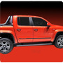 Calco Amarok Vw Canyon - Calcomania Franja Ploteoya!