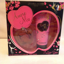 Jeanne Arthes Gift Set Amore Mio I Love You