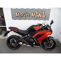 Kawasaki Ninja 650r - Laranja - 2014