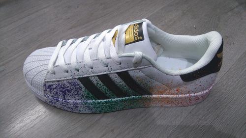 Zapatos Adidas Superstar Hombre