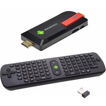 Smart Tv Android Tv Box Mini Pc Quad Core 16 Gb Con Control