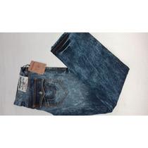 Pantalon - Jeans Marca True Religion Talla 34 Straight
