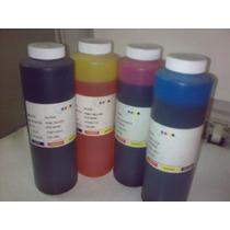Tinta Vegetal Original, Para Sistemas Continuos, Epson Ii