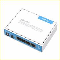 Routerboard Mikrotik Rb-941-2nd C/ Wi-fi Configurado Hotspot