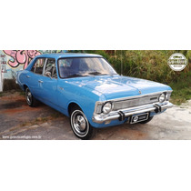 Opala 1970 Standard Não Maverick Gt V8, Dodge E Opala Ss 6cc