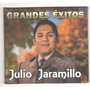 Julio Jaramillo Grandes Exitos Cd