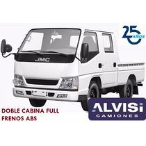 Jmc 0k Doble Cabina Rueda Sencilla Full Abs Iva Incluido