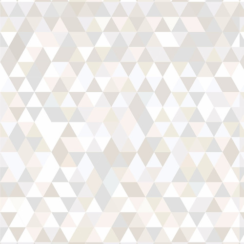Papel parede geom trico triangulos tons past is adesivo 3d for Mosaico adesivo 3d