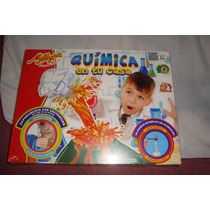 Quimica En Tu Casa De Mi Alegria Juegos Para Niños Volcan