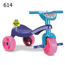 Triciclo Infantil Tchuco Motoca Carrinho Passeio Para Bebe