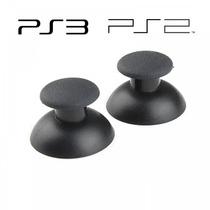 Par Botão Analógico Controle Playstation Ps3 Ps2 Frete Fixo