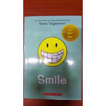 Libro Smile Raina Telgemeier En Ingles Nuevo