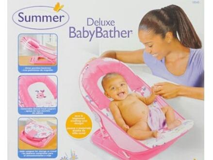 Silla Para Banera Bebe Summer Delux 400 00 En Mercado Libre