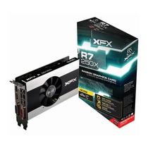 Placa De Vídeo Vga Xfx Radeon R7 250x 2gb Ddr3 128 Bits