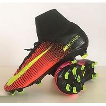 Chuteira Botinha Nike Adidas Lottos Mizuno Puma Kelme Diador