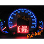 Luces Led Para Tablero Vw Gol Power / Fox / Suran