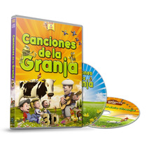 Las Canciones De La Granja Vol. 1 - Dvd + Cd