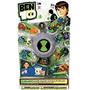 Juguete Ben 10 En El Pecho La Insignia Superomnitrix De Ben