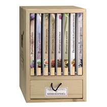 Pequeña Biblioteca De Herboristería (larousse - Envío Gratis