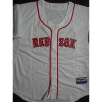 Camiseta Boston Red Sox Mlb !!!